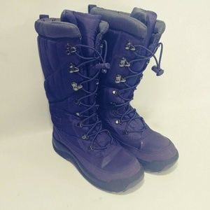 Cougar 9 Women Snow Boots Stellar Purple Insulate
